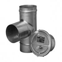 Ограничитель тяги круглый DN150 мм