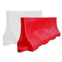 Блок дорожный красный