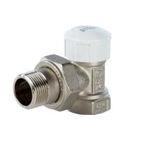 Клапан термостатический угловой 3/4 SVT STOUT